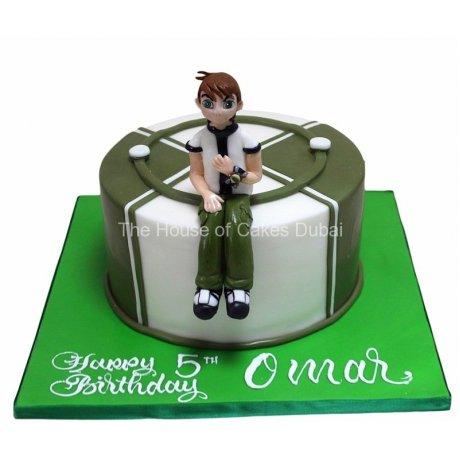 Ben 10 cake 14