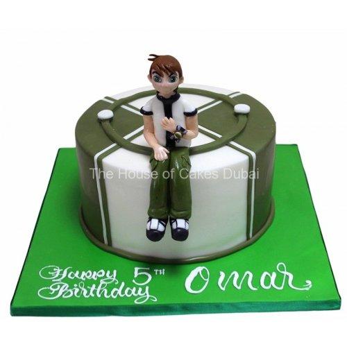 ben 10 cake 14 7