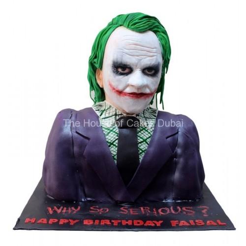 joker cake 3d 7