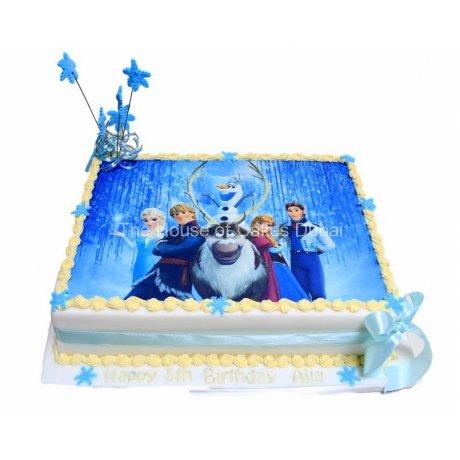 frozen cake 3 7