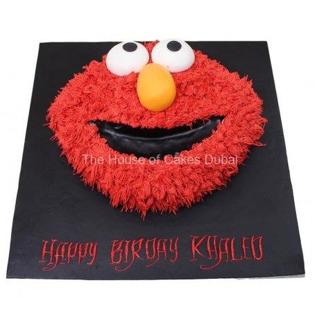 Cake Elmo 2