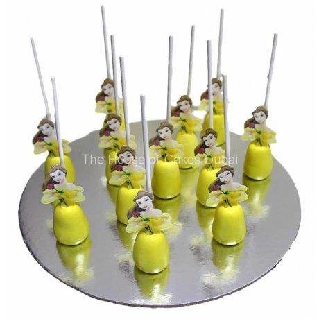 belle cake pops 6