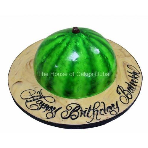 watermelon cake 3 8