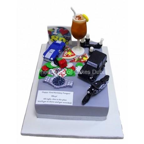favorite things cake 4 6