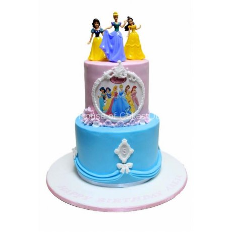 disney princesses cake 22 6