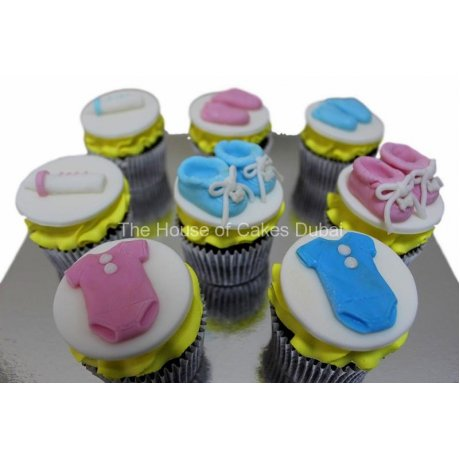 baby cupcakes 5 6