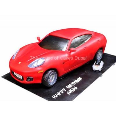 Ferrari car cake 10