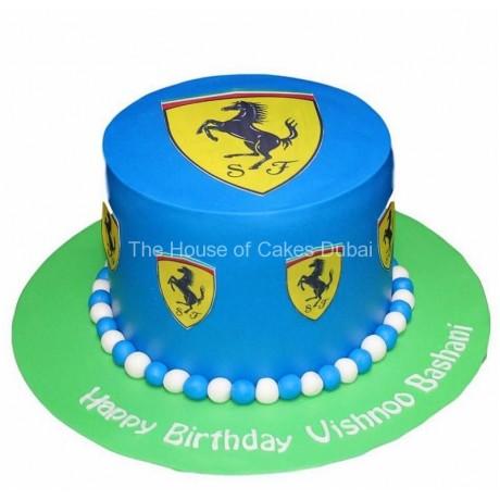 ferrari cake 11 6