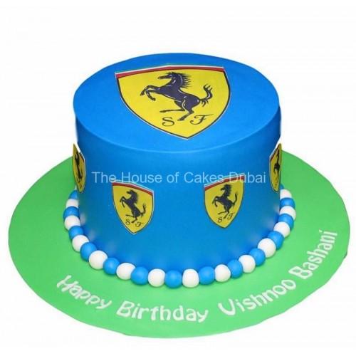 ferrari cake 11 7