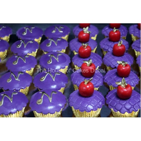 descendants cupcakes 6