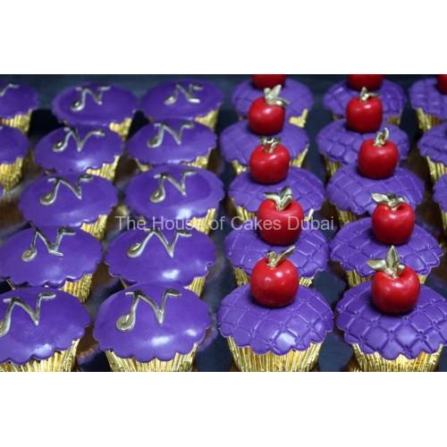 descendants cupcakes 7