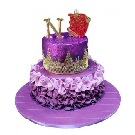 Descendants Cake 1