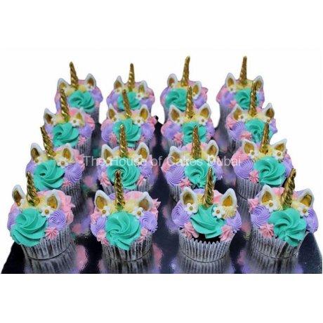 unicorn cupcakes 2 6
