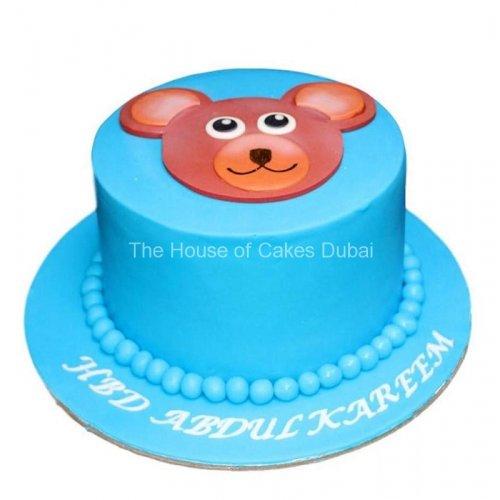 Teddy bear cake 5