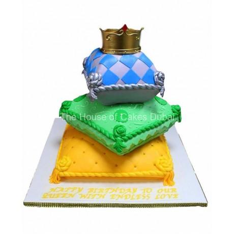 cake royal cushions 6