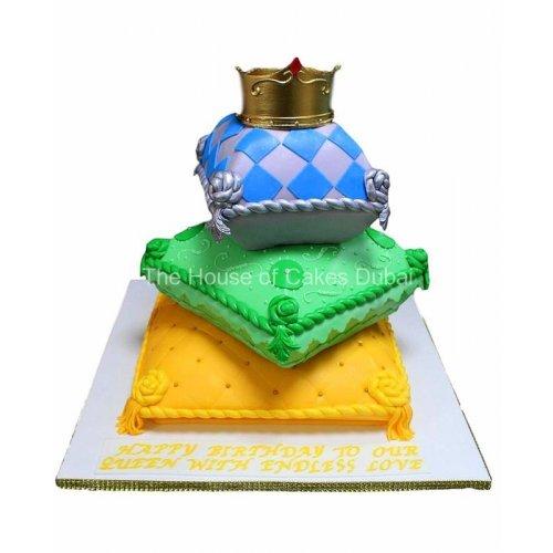 cake royal cushions 9