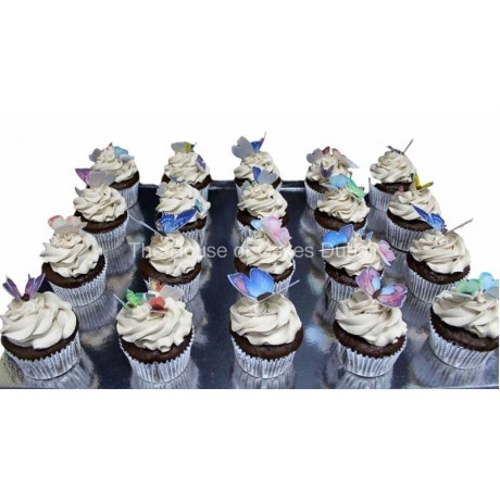 Butterfly cupcakes 2