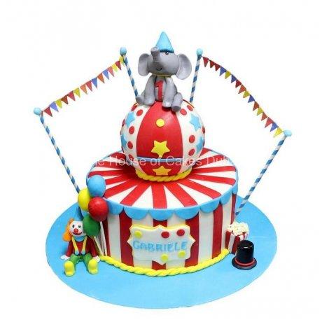 circus cake 7 7