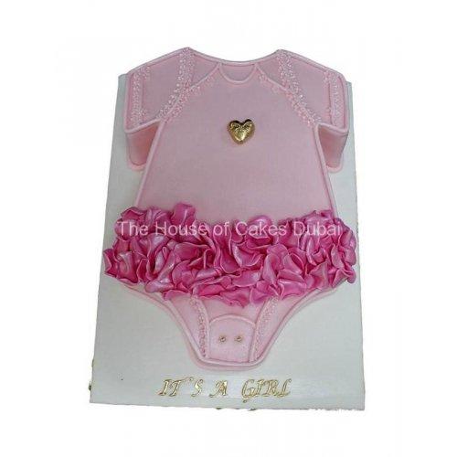 baby tutu cake 7