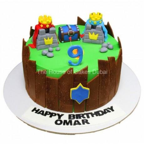 clash royale cake 1 6