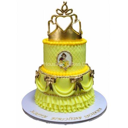 Belle Cake 4