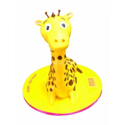 giraffe cake 1 8