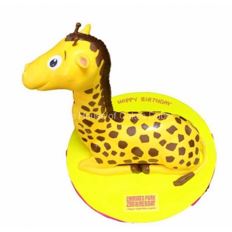 giraffe cake 1 7