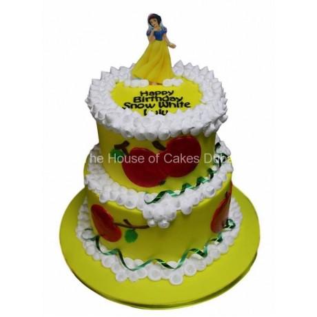 Cake Snow White 3