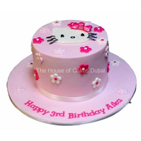 Hello Kitty Cake 30