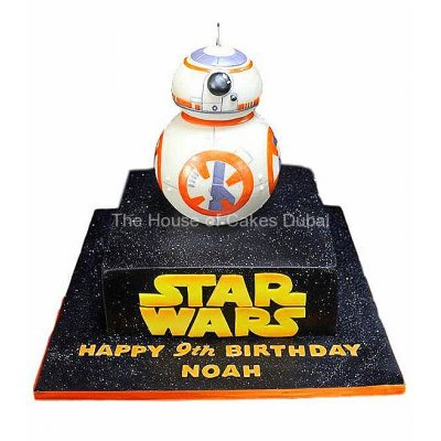 Star Wars Cake 18