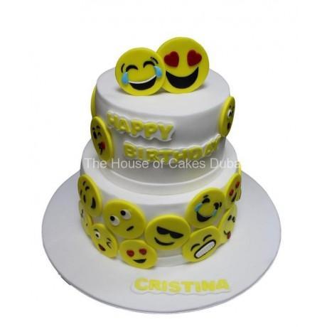 emoticons cake 2 6