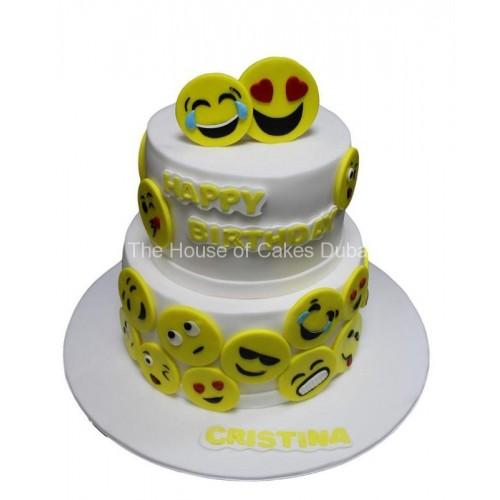 emoticons cake 2 7