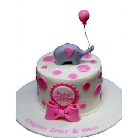 cute elephant cake 2 7