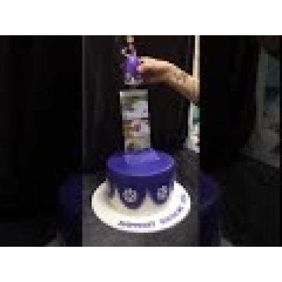 Pull things Sofia Cake