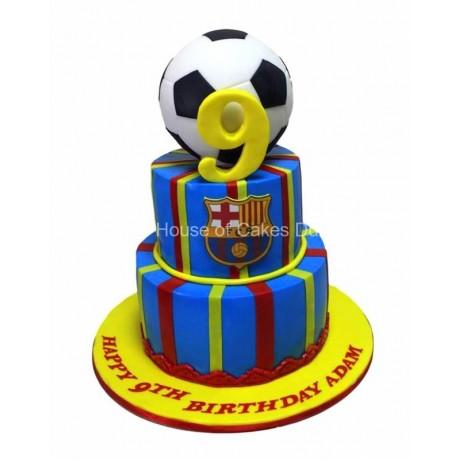 barcelona cake 9 6