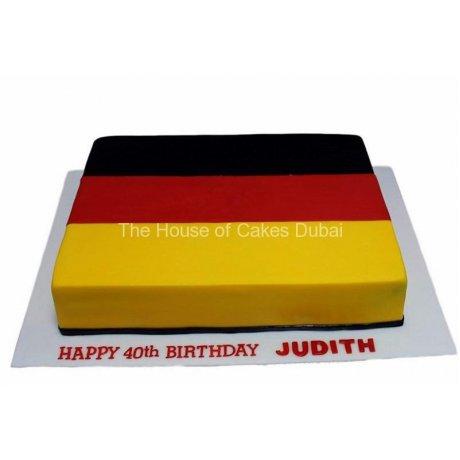 german flag cake 2 6