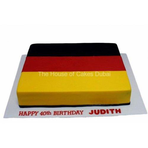 german flag cake 2 7