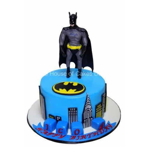 batman cake 6 7