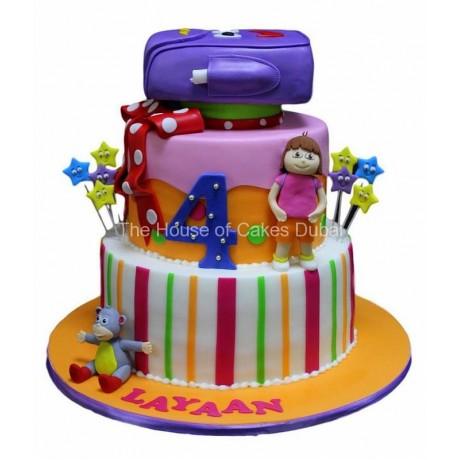 dora the explorer cake 19 6