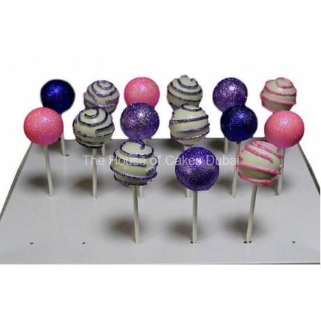 glitter cake pops 2 6