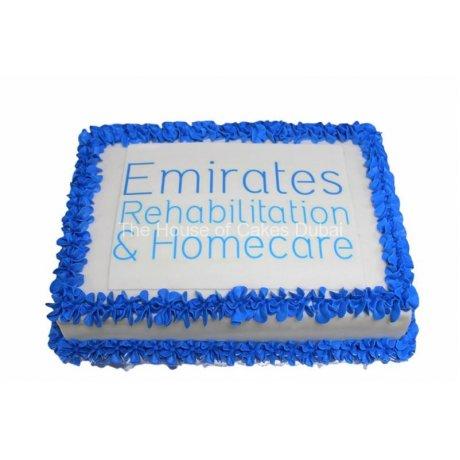 emirates rehabilitation cake 12