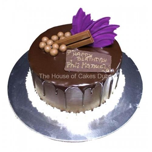 chocolate fantasy cake 5 7