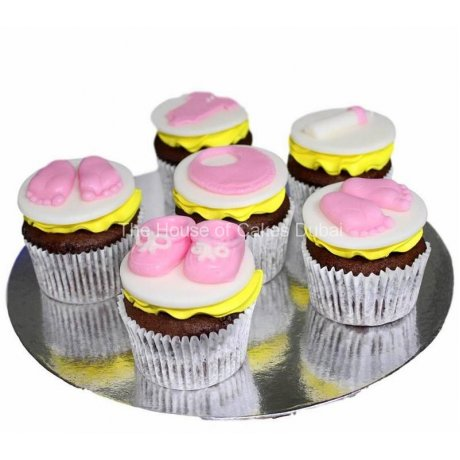 Baby cupcakes 6