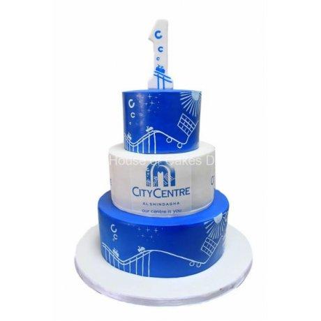 City Centre Cake 1