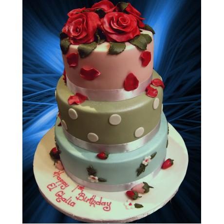 Cake Ghalia
