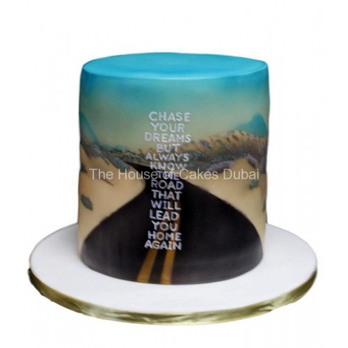 chase your dreams cake 7