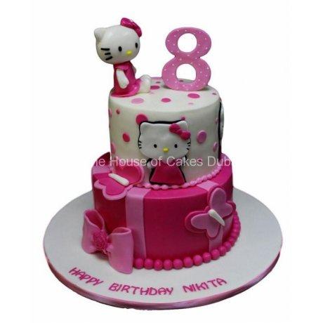 Hello Kitty cake 31