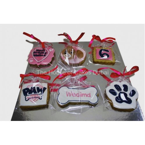 Paw Patrol cookies 2