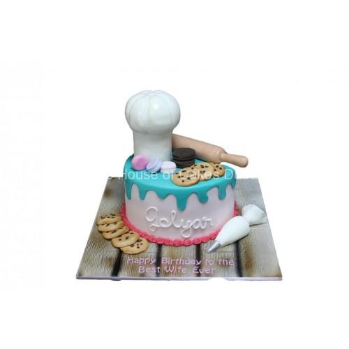 Baker cake 2