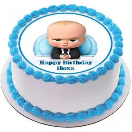 boss baby cake 3 6